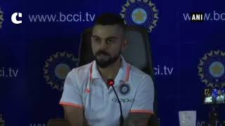 Indian skipper Virat Kohli ready to rock & roll