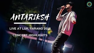 Antariksh Live at LSR College For Women - Concert Highlights