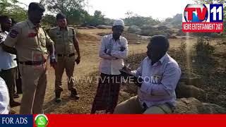 SOT POLICE RAIDS ON OIL MILL   DALDA & GHEE MAKING WITH ANIMAL BONES   Tv11 News   20-02-2018