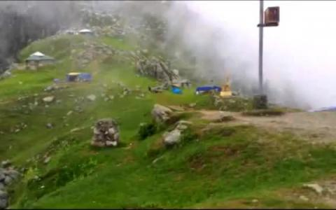 Cloud Covered Triund Facebook