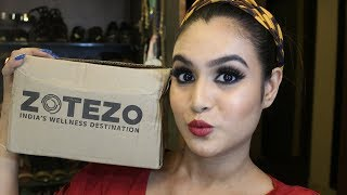UNBOXING JUNE ZOBAG | MAKEUPANDFASHIONDIARIES