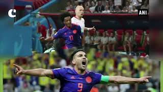 FIFA WC 2018: Poland shown the door by Colombia after 0-3 defeat