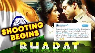 After RACE 3, Salman Khan's BHARAT SHOOT BEGINS   Salman Khan, Priyanka Chopra