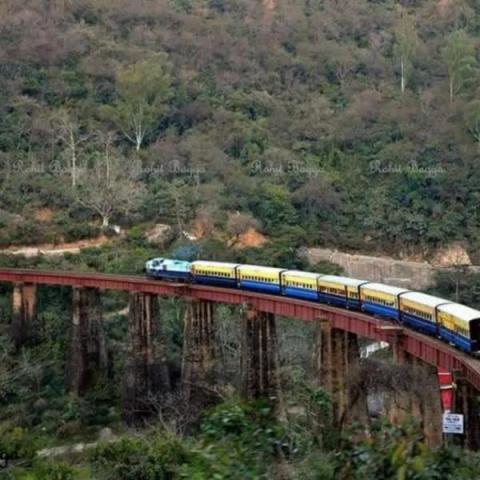 Kangra Valley Railway - Part 1