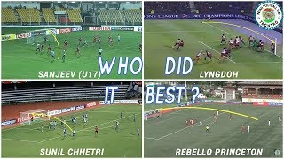 Best Goals || Who did It BEST ? || MUST WATCH Ultra HD