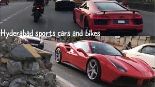 Super cars and bikes | Ferrari 488
