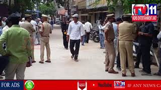 NEIGHBOUR FIGHT BORABANDA ISMAIL KHAN FUNERAL AT BORABANDA | Tv11 News | 25-06-18