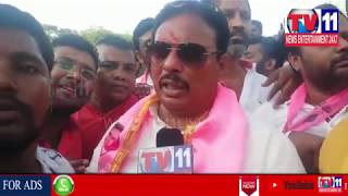 DANAM NAGENDER JOIN IN TRS PARTY AT TRS BHAVAN MEET WITH CM KCR | Tv11 News | 25-06-18