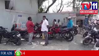 YOUTH SUICIDE FOR FRIENDS HARASSMENTS IN CHILKALGUDA PS LIMITS , HYD | Tv11 News | 10-03-2018