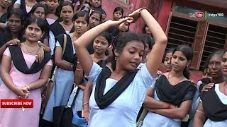 Maine Payal Hai Chankai   Amazing Dance Performance by College Girl   Falguni Pathak