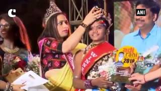 India's first ever tribal queen contest organised in Bhubaneshwar