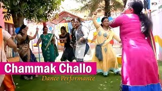 """Chammak Challo"" Dance Performance By Bangalore Moms   Viral Video!!"