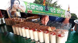 Lingaraj lassi | Rabidi Lassi Recipe (Bhubaneswar, Odisha) | Street Food