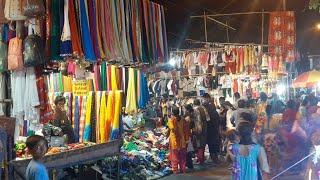 Wednesday Market Live Video   Mayur Vihar, New Delhi