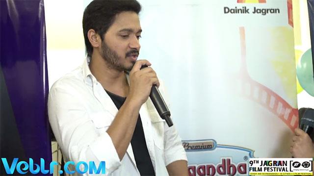 Master Class With Shreyas Talpade At 9th Jagran Film Festival - OMD Gurgaon - Full Episode