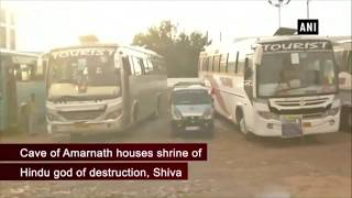 Amarnath Yatra to kickstart today amid tight security