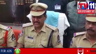 PERSON ARRESTED FOR CHEATING PUBLIC BY TAKING CAMERAS ON RENT IN REIN BAZAR | Tv11 News | 17-03-18