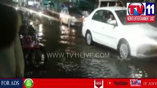 SUDDEN RAIN LASH IN PUTTAPARTHI , ANANTAPUR DIST | Tv11 News | 17-03-2018