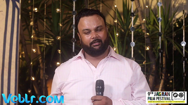 Vinod Shrivastava at 9th JFF 2018 - Under The Banyan Tree On A Full Moon Night