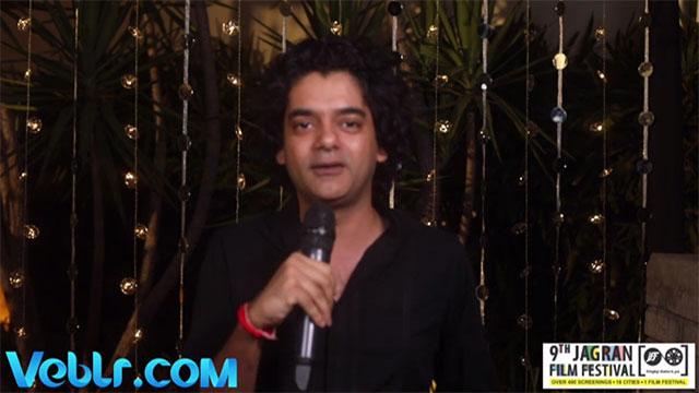 Mayank Shekhar at JFF - Under The Banyan Tree On A Full Moon Night
