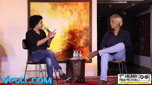 Mayank Shekhar In Conversation With Sudhir Mishra At JFF - Under The Banyan Tree On A Full Moon Night - Part 1