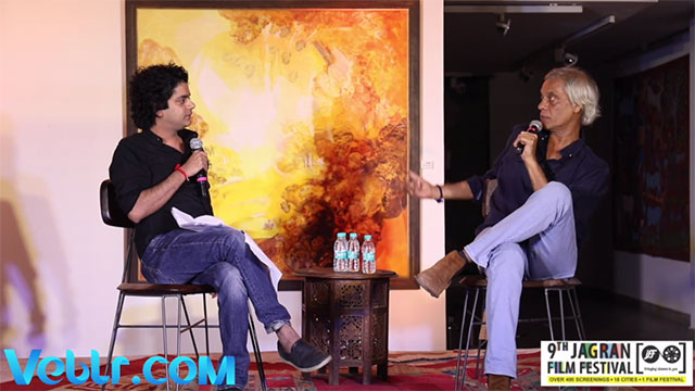 Mayank Shekhar In Conversation With Sudhir Mishra At JFF - Under The Banyan Tree On A Full Moon Night - Part 2