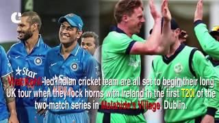 India Vs Ireland, T20 Series: Virat Kohli's men all set to break hefty milestone at Dublin