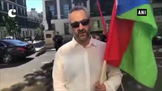 Baloch activists hold anti-China protest to oppose CPEC project in Balochistan