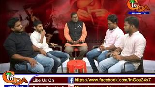 STUDENT UNION ON DRUG ISSUE IN GOA