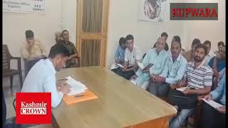 Awareness programe regarding gram swraj abiyan phase 2nd was held at ADC office Handwara.