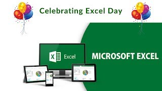 The EXCEL Day   Great Grand Offer   Grab Now