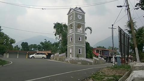 Clock Tower Tapovan, Dharamshala Timelapse