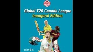 Global T20 Canada League 2018