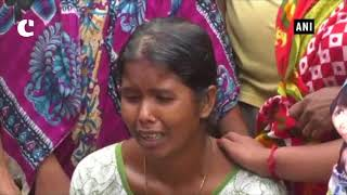 Tripura CM Biplab Kumar Deb meets murdered child's family members