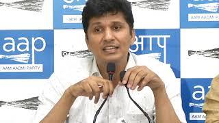 """Delhi Chief Spokesperson Briefs , """" Delhi Police plant on Chargesheet in alleged CS assault case """""""