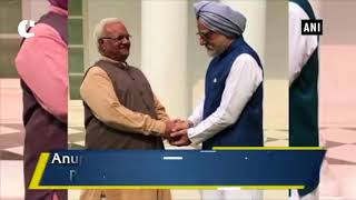 'The Accidental Prime Minister': Anupam Kher introduces Ajit Satbhai as former PM Narasimha Rao