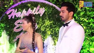 Uncut: Rubina Dilaik - Abhinav Shukla Wedding Reception Full Video |  Nia,Drashti,Vivian,Shakti video - id 341b9d967c36ce - Veblr Mobile