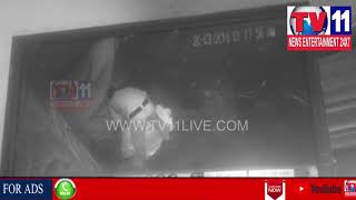 POLICE CAUGHT WHILE STEALING COCONUTS AT KOLLAPUR  | Tv11 News | 01-04-2018