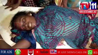 2 WOMEN DIED WITH THUNDERBOLT IN NALLAMADA , ANANTAPUR DIST | Tv11 News | 02-04-2018