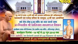 Vishesh | Shanti Nath Maha Mandal Vidhan Part-33| Hastinapur (Meerut)| Date:-16/6/2018