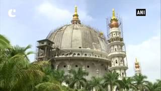 Construction of world's largest dome underway at Pune's MAEER's MIT College