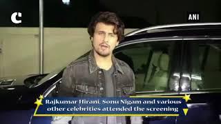 Ranbir Kapoor, Rajkumar Hirani hold special screening of 'Sanju'