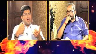 Dushyant Chautala EXCLUSIVE interview with SHASHI RANJAN Part-2