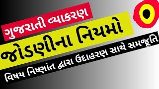 Gujarati Vyakran (જોડણીનાં નિયમો) | for Revenue Talati Exam 2018 | upcoming gujarat Govt exams 2018