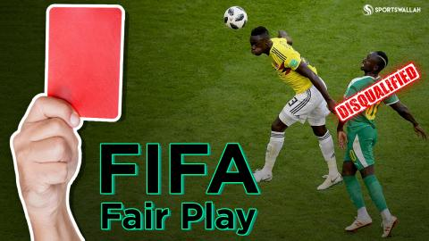 Senegal are disqualified thanks to Fair Play