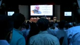 PM Shri Narendra Modi lays Foundation Stone of National Aging Centre at AIIMS, New Delhi