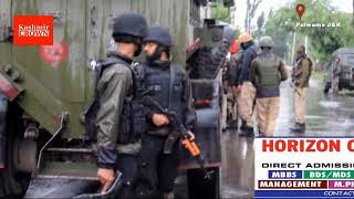 Pulwama gunfight: Civilian killed in clashes near gunfight site in Pulwama