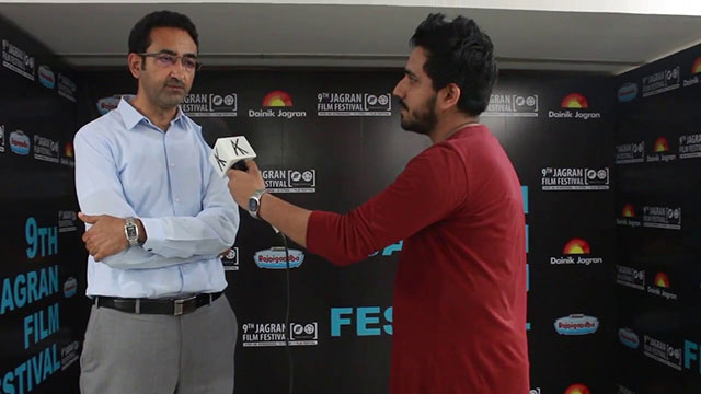 Basant Rathore JFF Spokesperson Exclusive Interview At 9th Jagran Film Festival 2018 #JFFDelhi