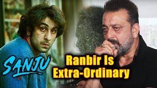 Watch Sanjay Dutt Emotional Review - Sanju Movie &am