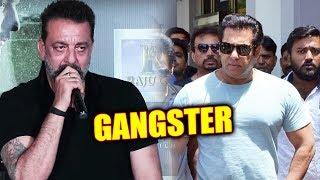Salman Accha Gangster Ban Sakta Hai, Sanjay Dutt On Best Gangster Role | Saheb, Biwi Aur Gangster 3